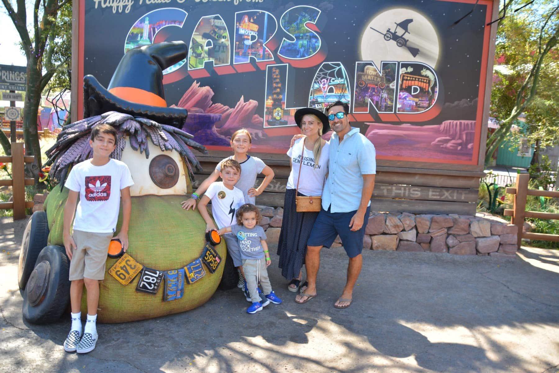 Disney California Adventure Halloweentime