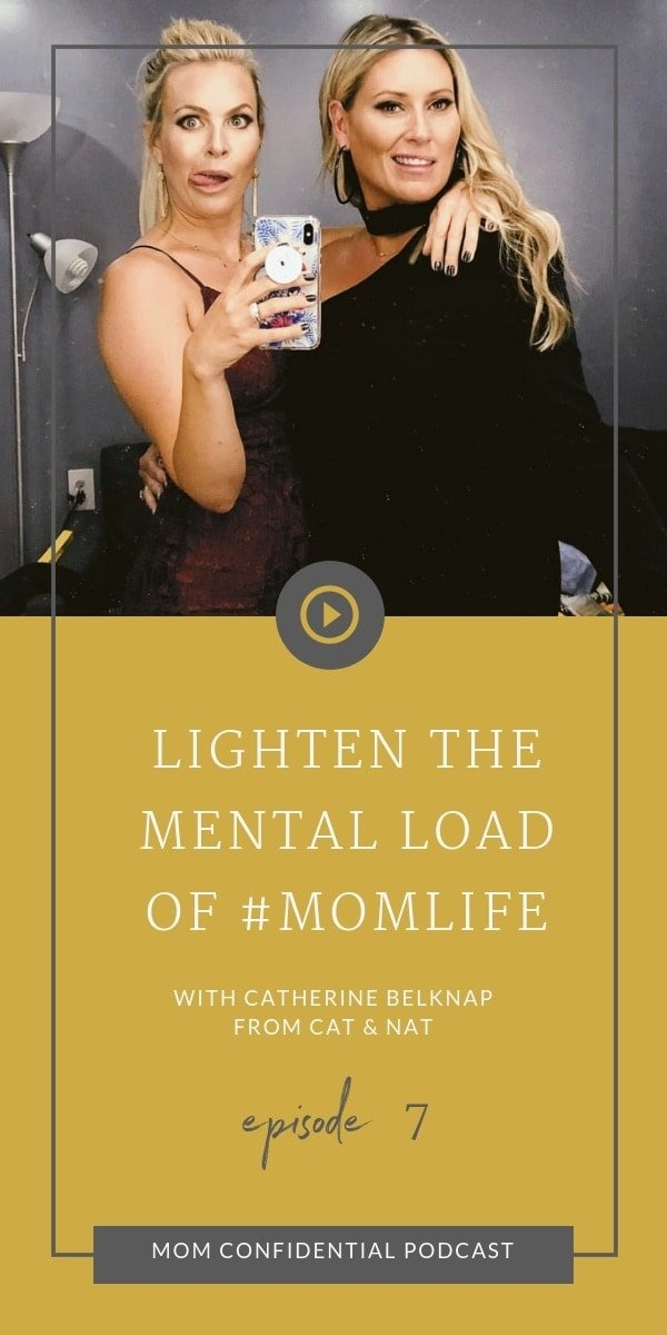 Lighten The Mental Load of #MomLife