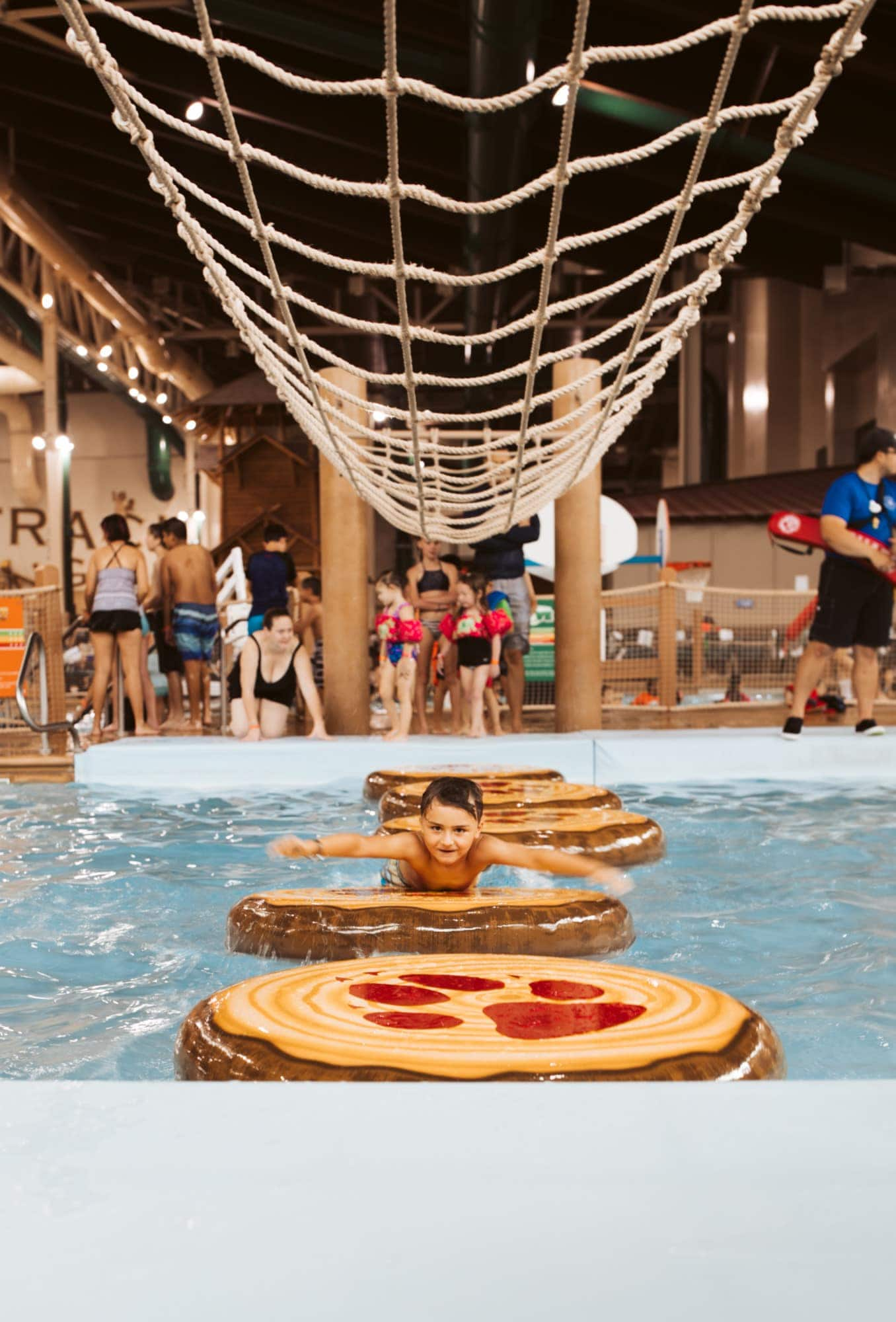ropes great wolf lodge