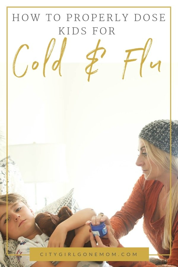 cold and flu kids