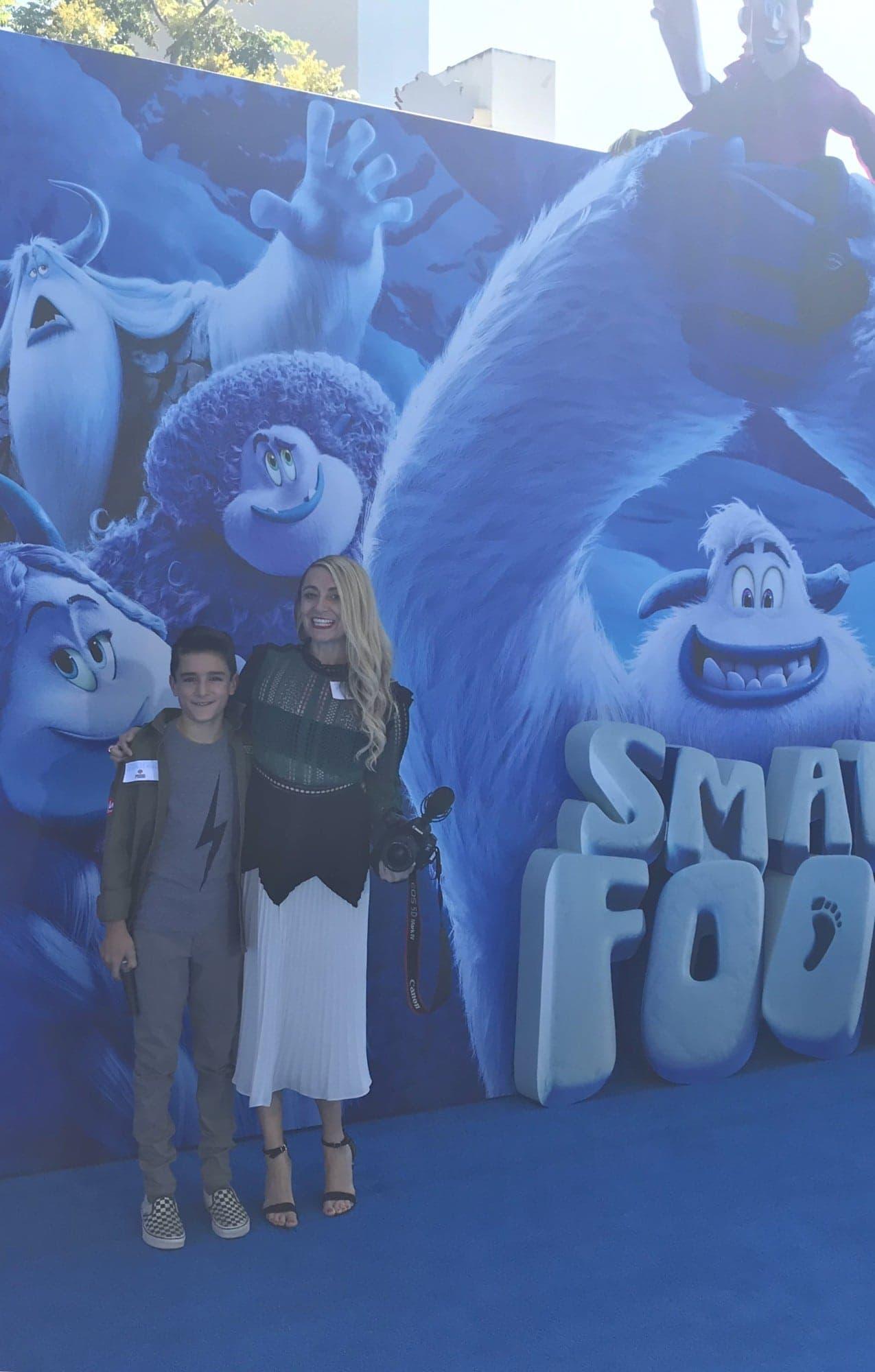 Smallfoot Premiere