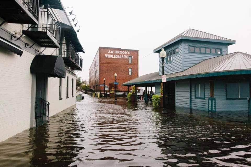 Hurricane Florence Flood