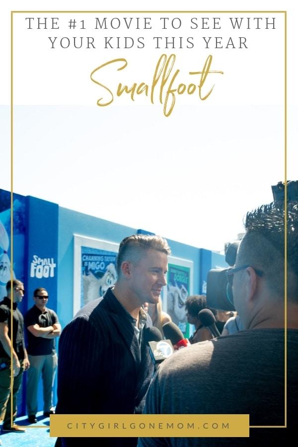 Channing Tatum Smallfoot
