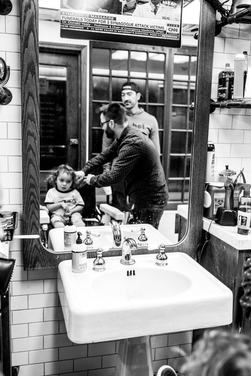 The Barber The Parker New York