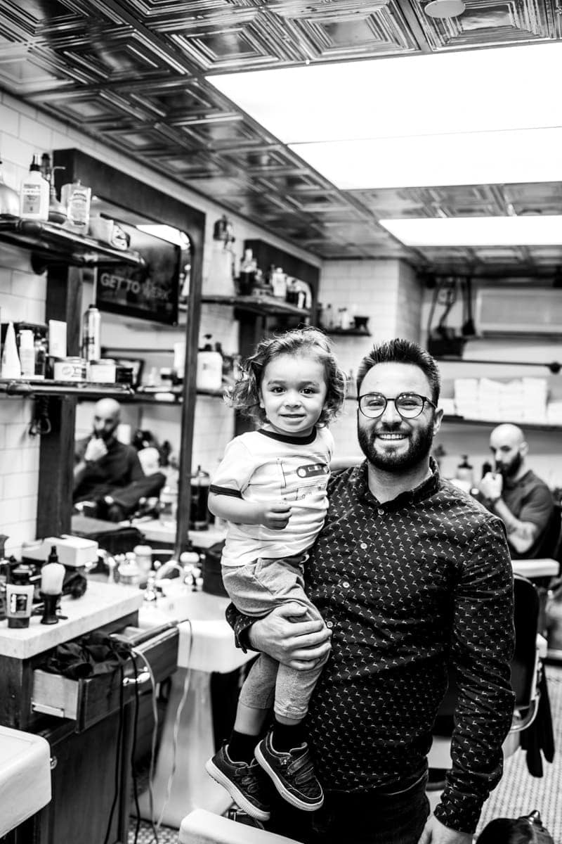 The Parker New York Barber