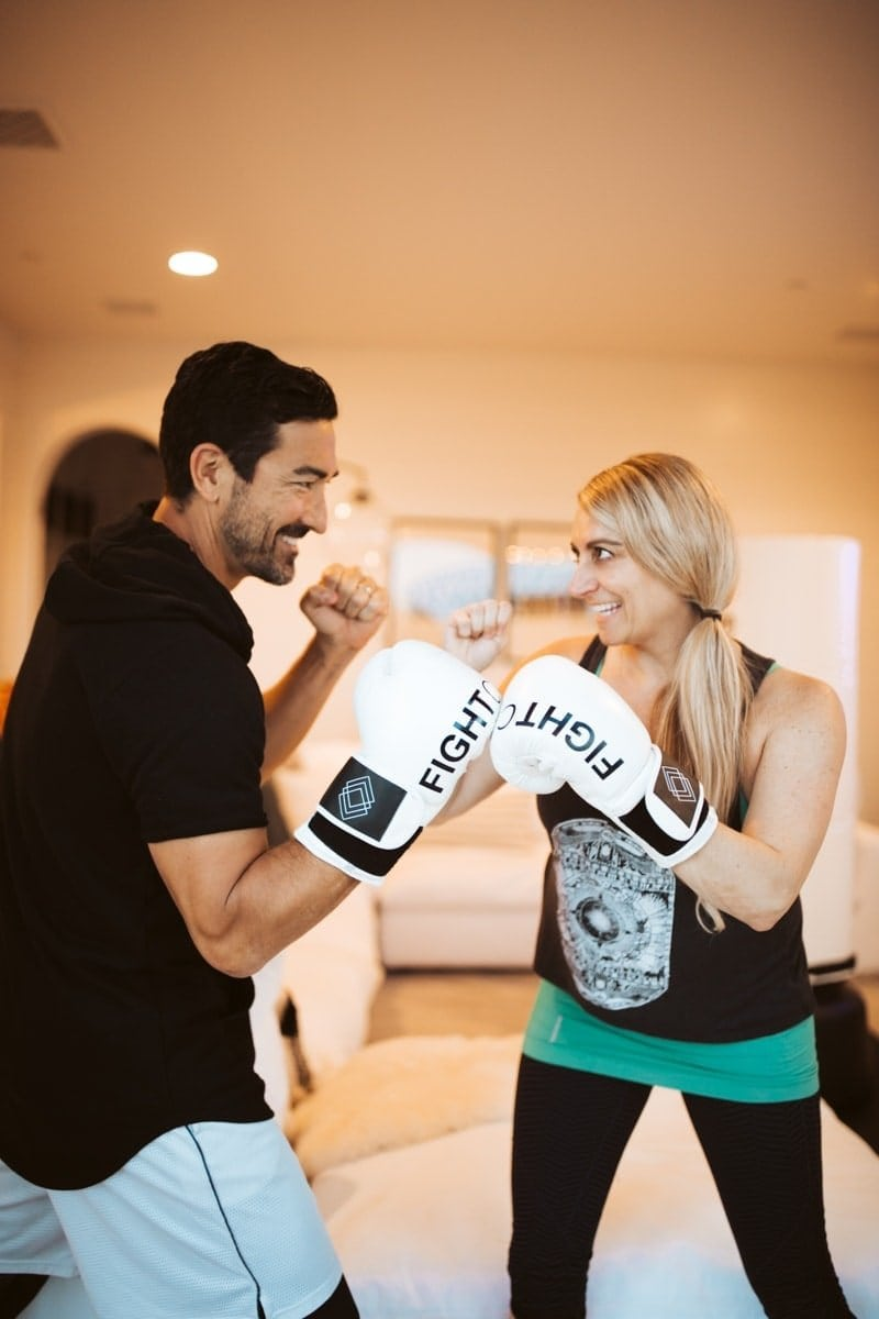 FightCamp Is A Total Knock Out - City Girl Gone Mom