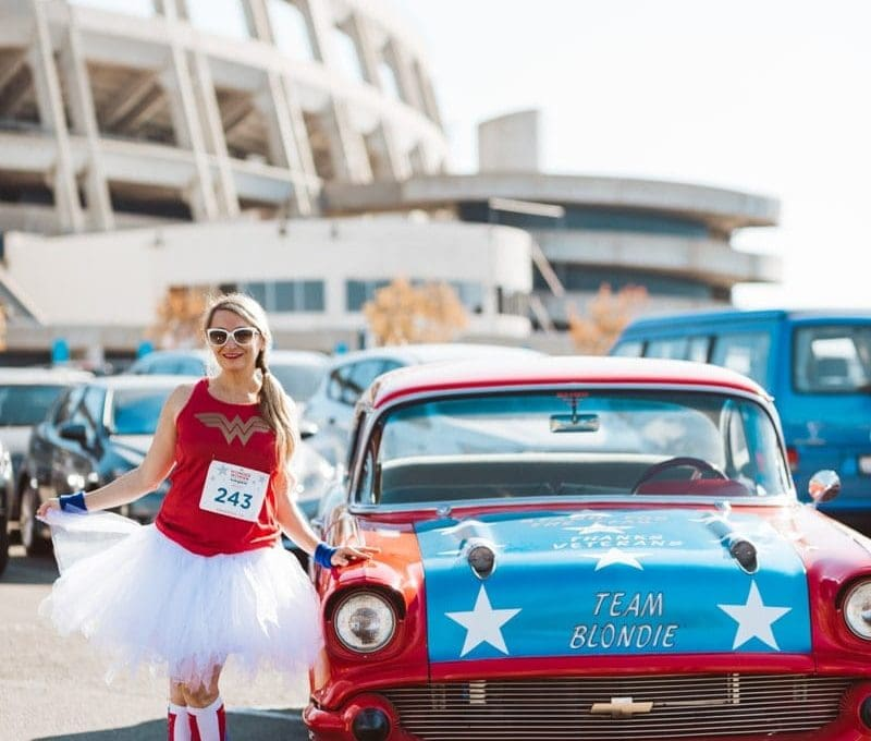 An Empowered Mother/Daughter Race Day to Remember