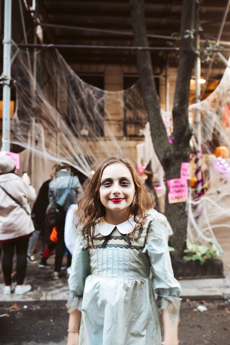 Upper West Side Halloween