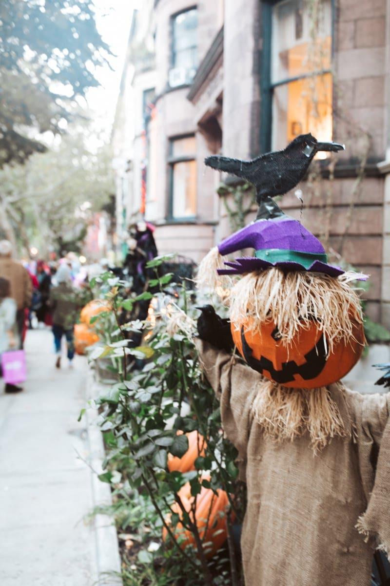 West 69th Street Halloween