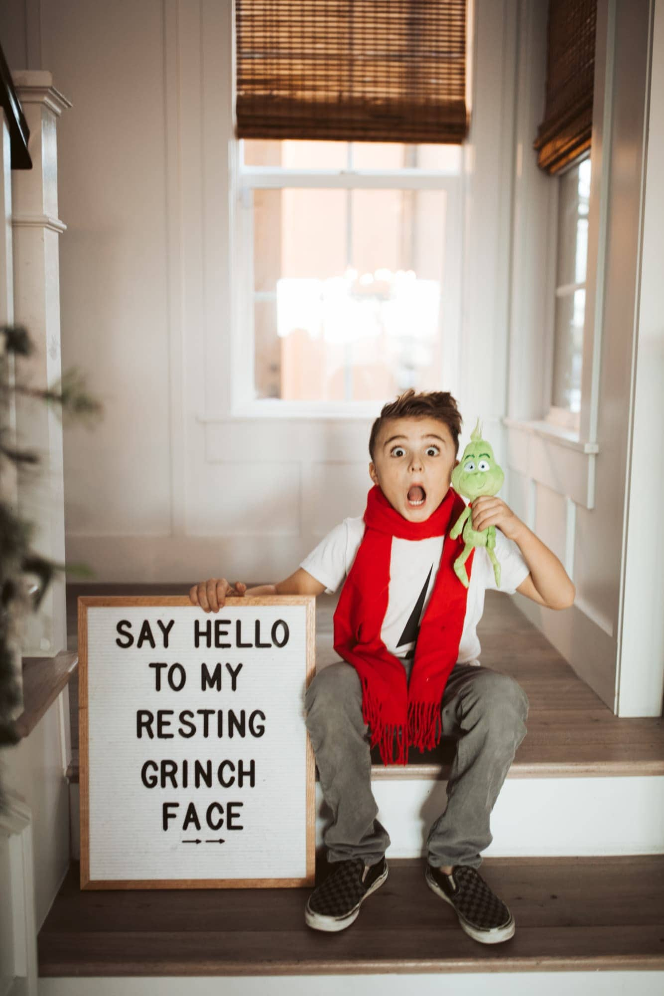 San Diego Grinch