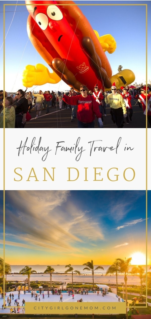 San Diego Christmas Vacation