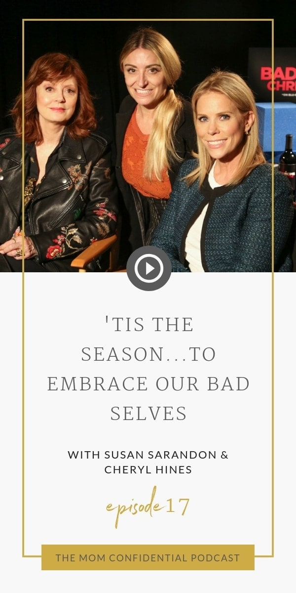 Tis The Season… to Embrace Our Bad Selves!