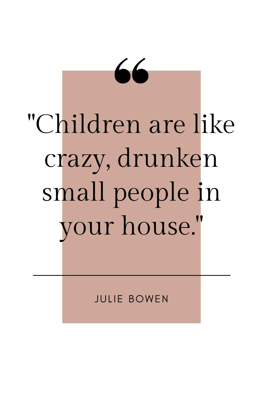 julie bowen quote