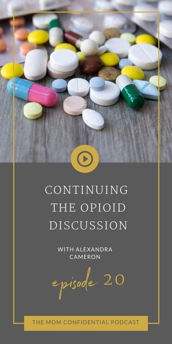 Continuing the Opioid Discussion