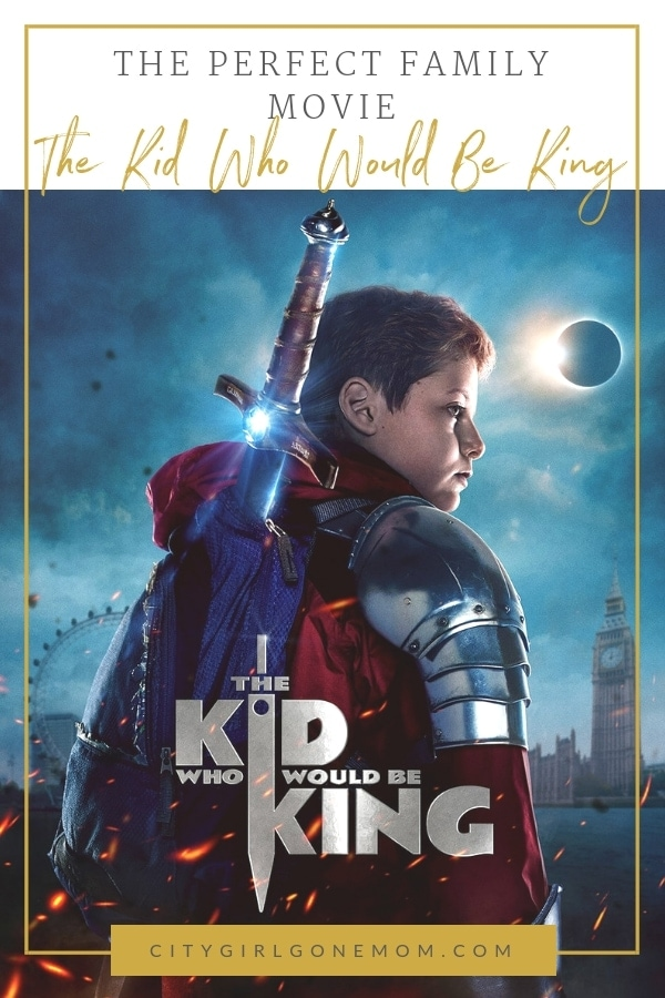 the kid who will be king