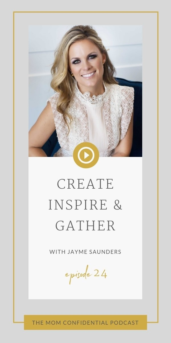 Create, Inspire & Gather