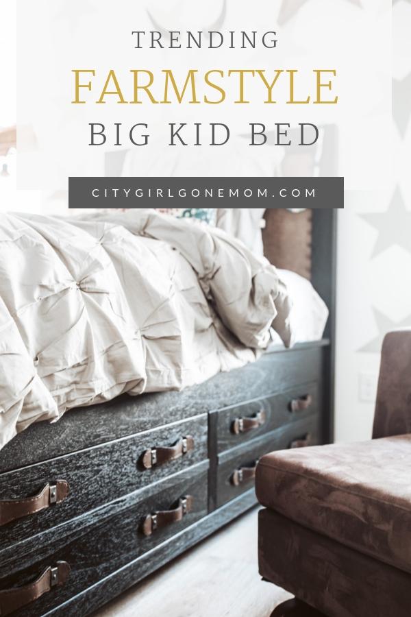 rustic kids room decor