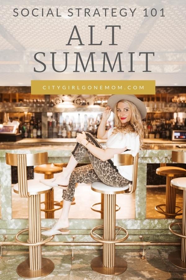 speaker at alt summit