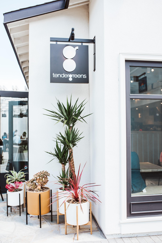 tender greens storefront