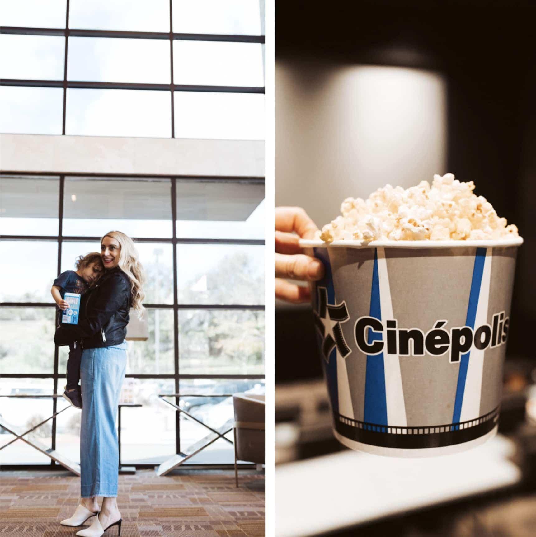 cinepolis movie popcorn