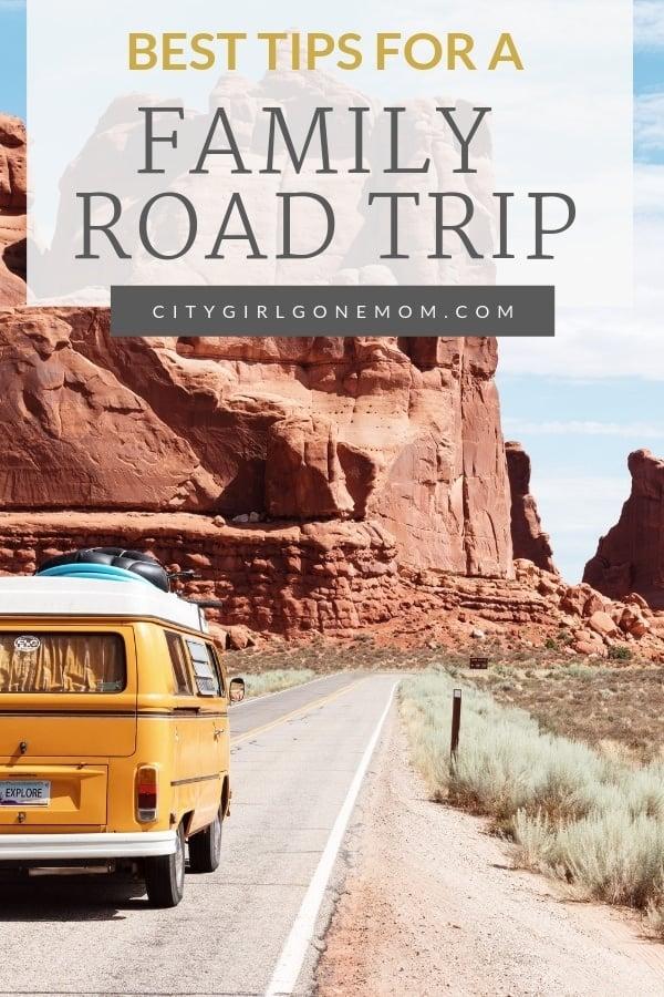 road trip desert