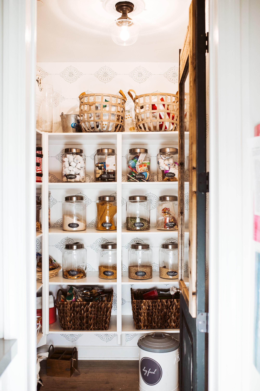 pantry interior