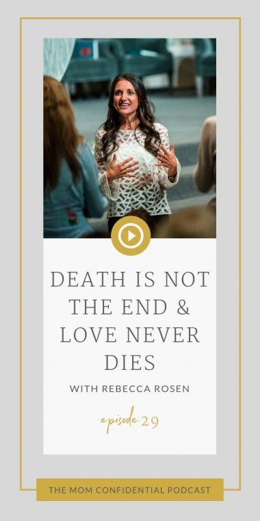 Death is Not the End & Love Never Dies