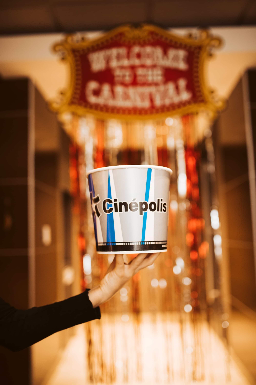 cinepolis popcorn