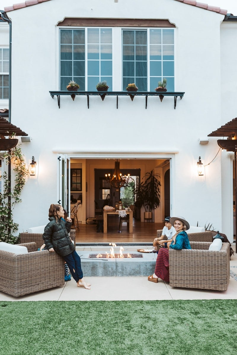 patio outdoors