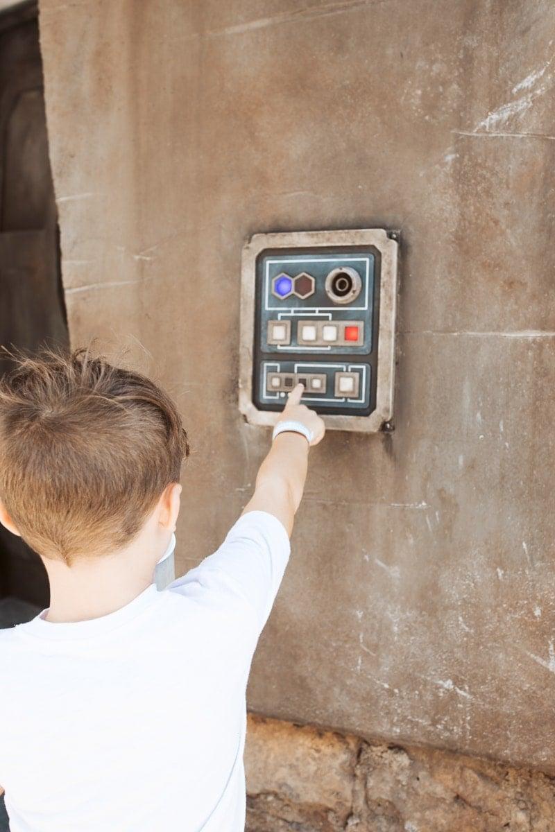 control panel kid