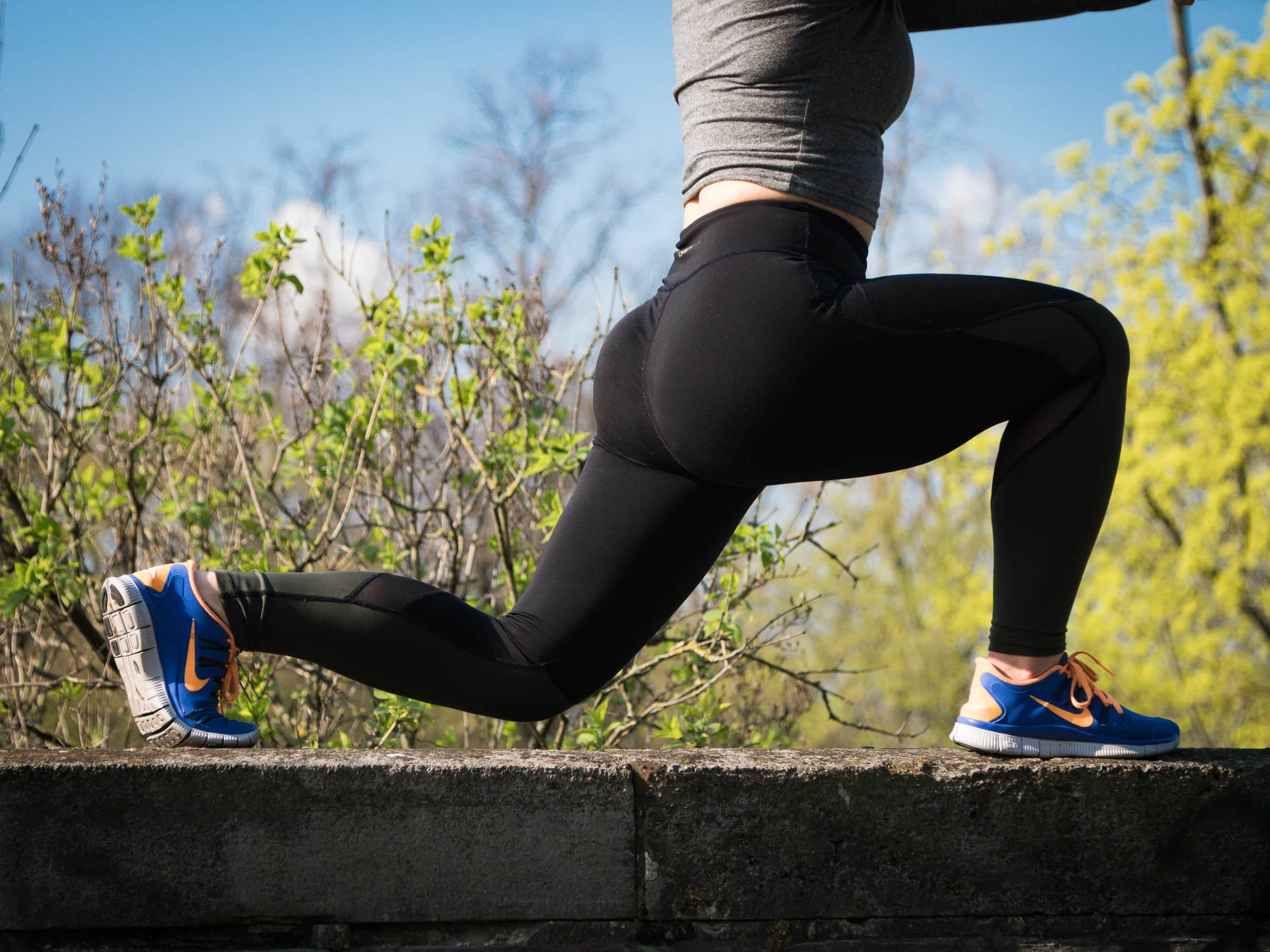 outdoor lunges