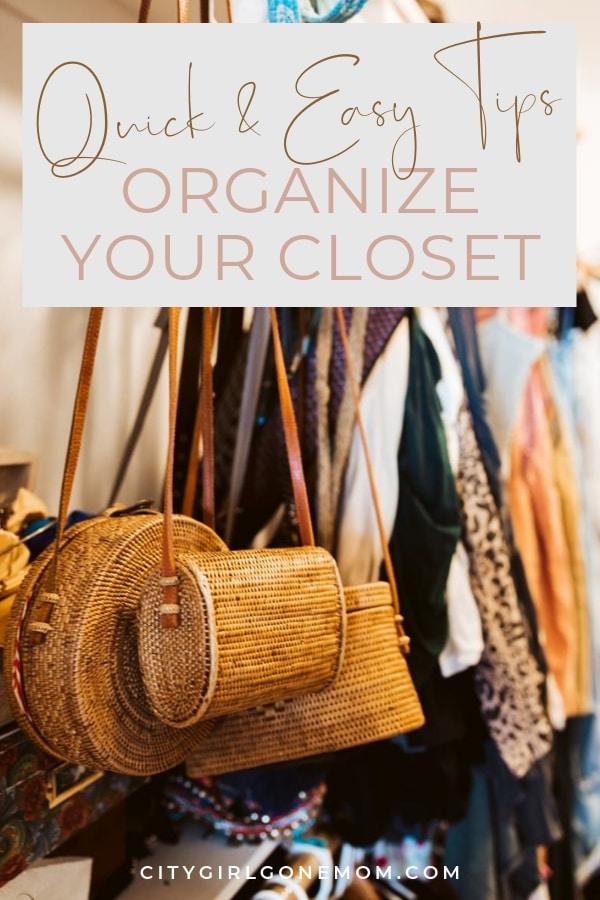 closet bags