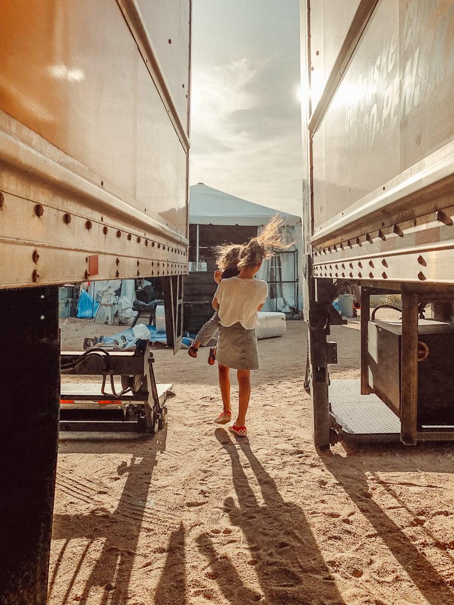 truck kids