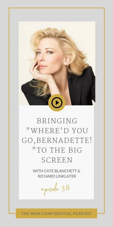 "Bringing ""Where'd You Go Bernadette"" To The Big Screen"
