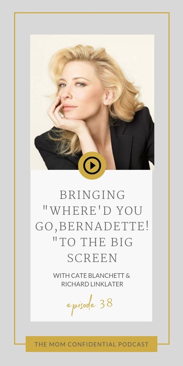 "Bringing ""Where'd You Go Bernadette"" To The Big Screen"
