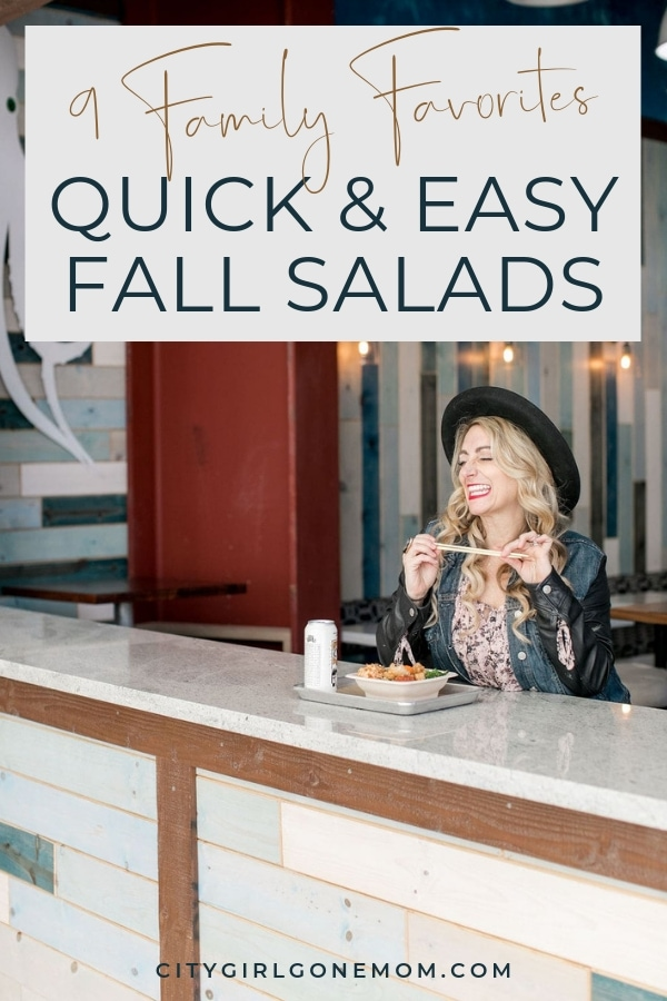 quick easy salads