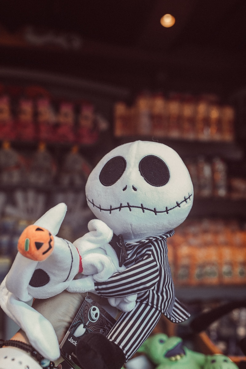 nightmare before christmas toy