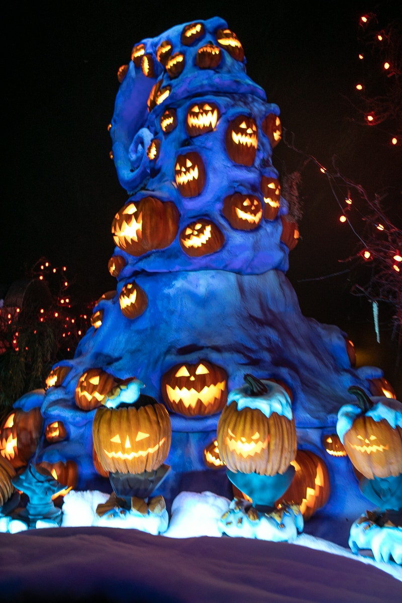 disneyland nightmare before christmas