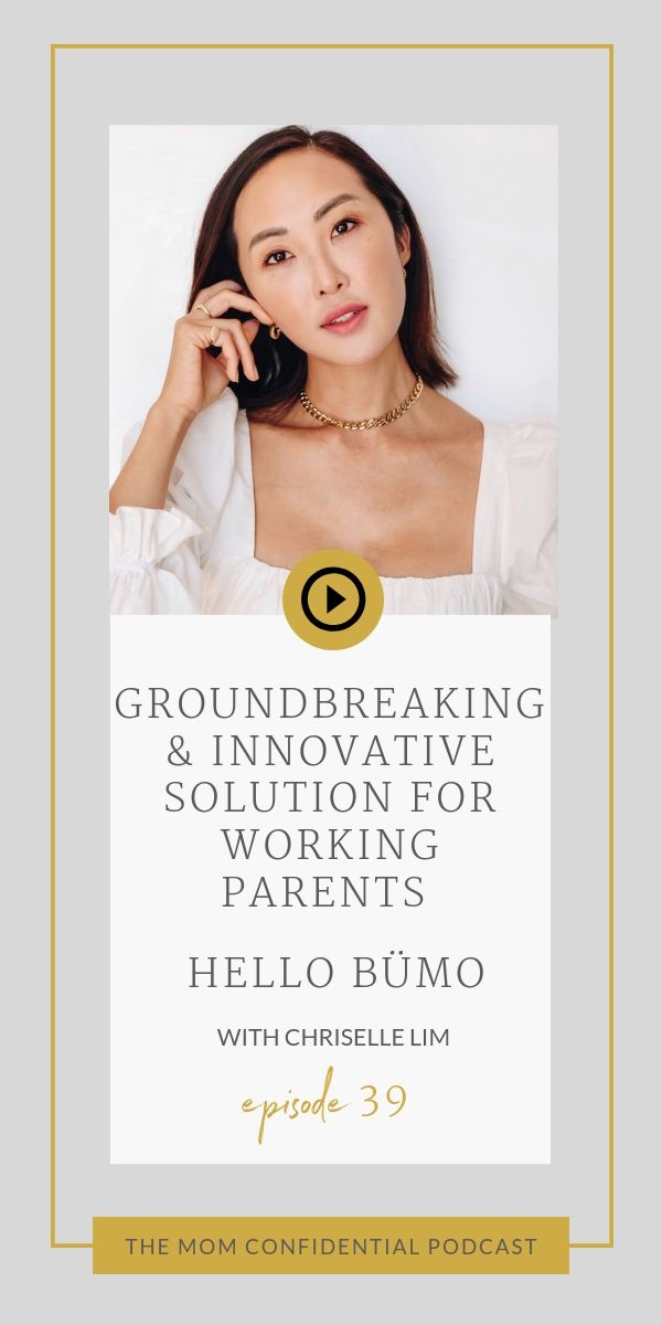 Then Along Came BUMO! Founded By Chriselle Lim