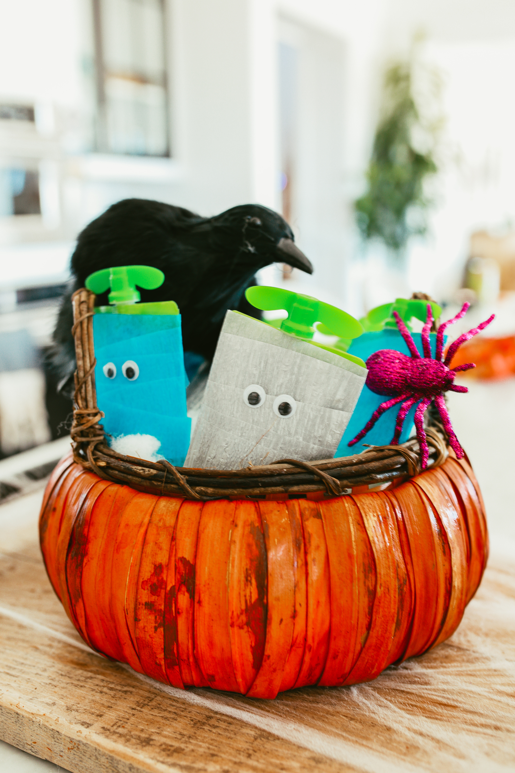 mummy halloween snacks