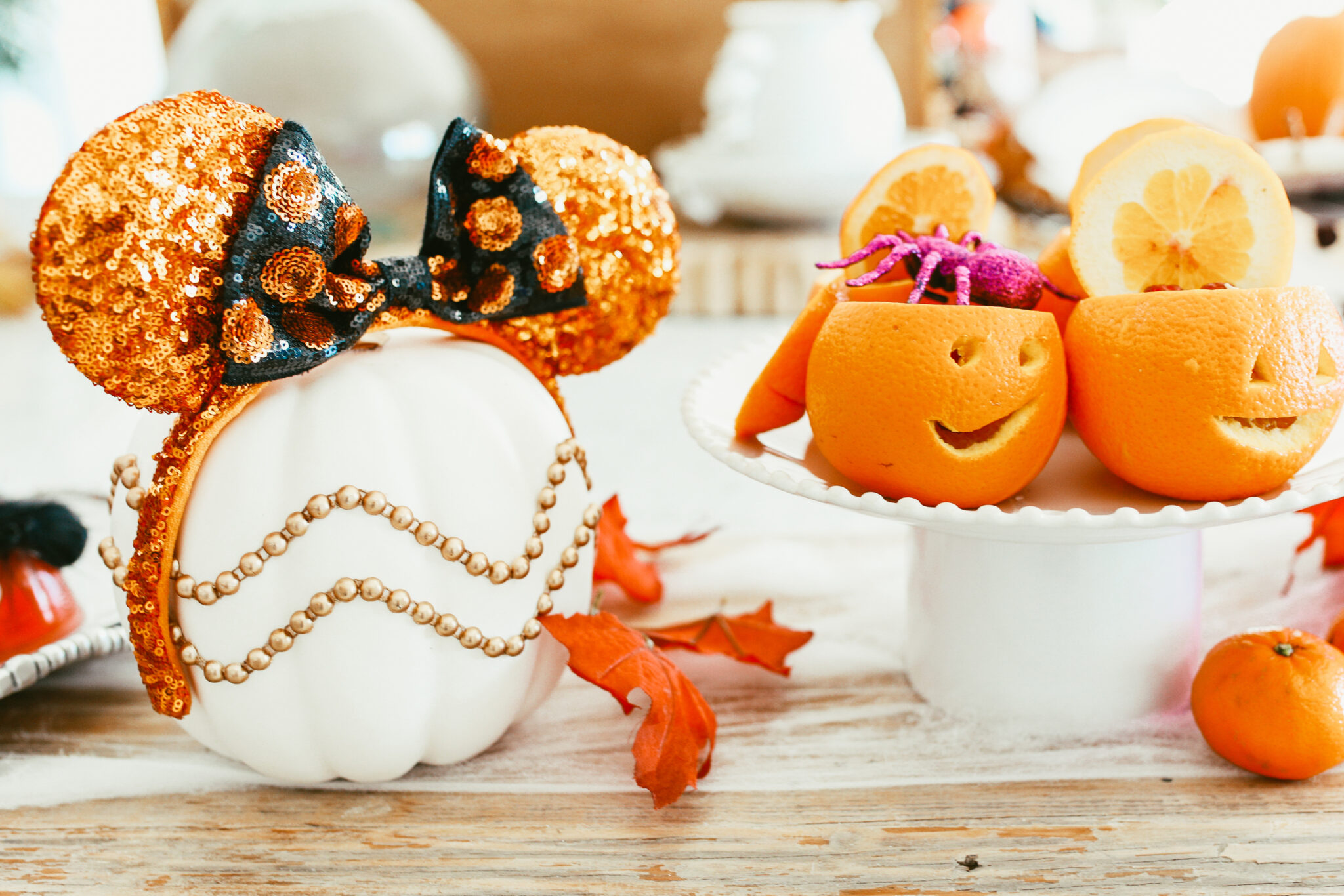 fuit pumpkin treats