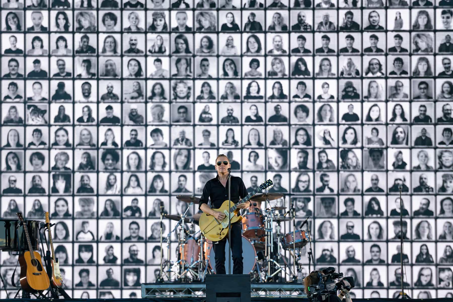 brian adams onstage