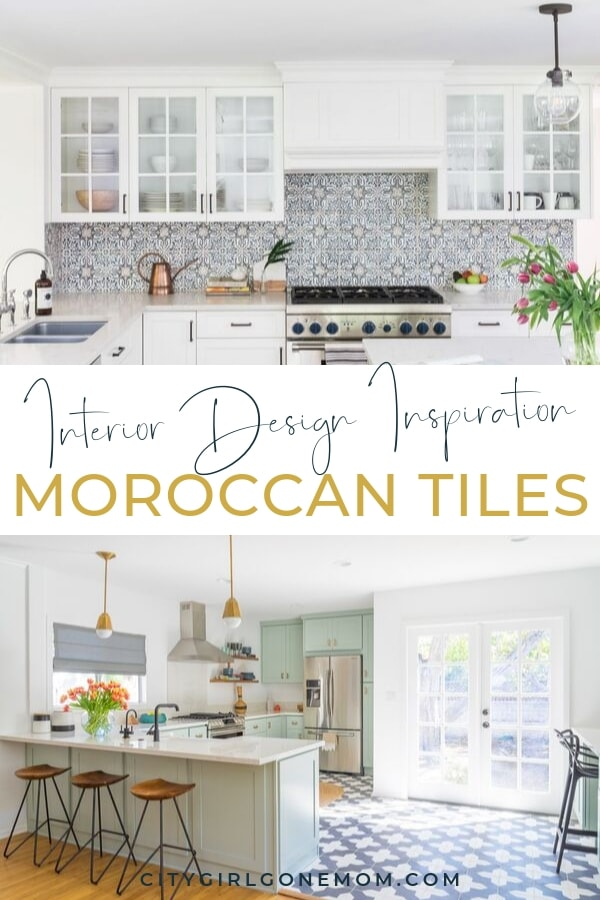 Moroccan Tile Home Design