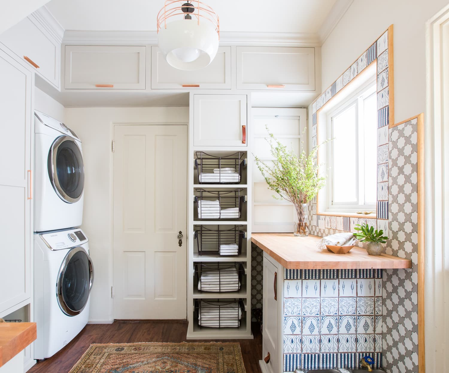interior design laundry room