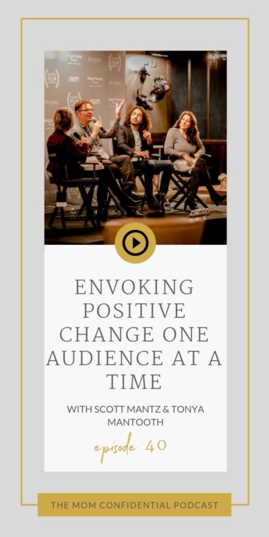 Envoking Positive change One Audience At A Time