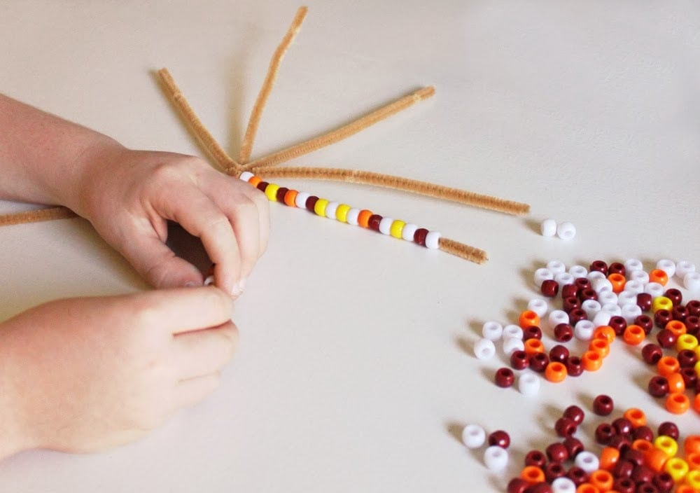 kids bead crafts