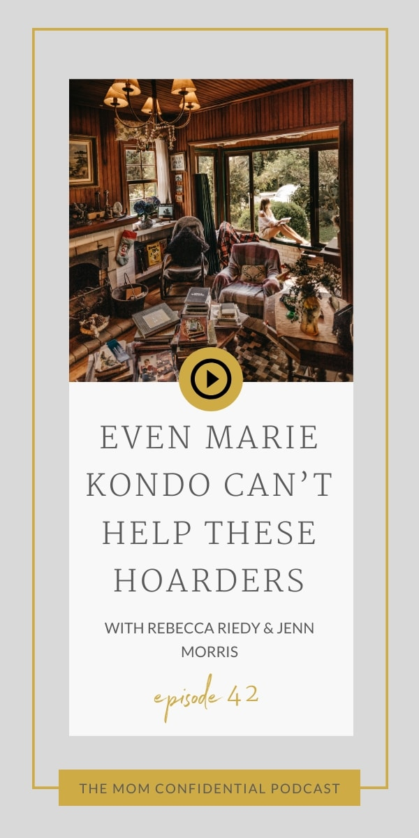 Even Marie Kondo Can't Help These Hoarders