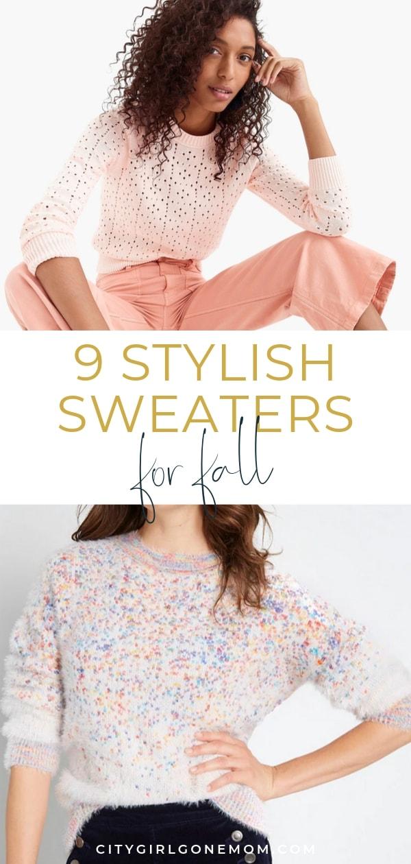 women in sweaters
