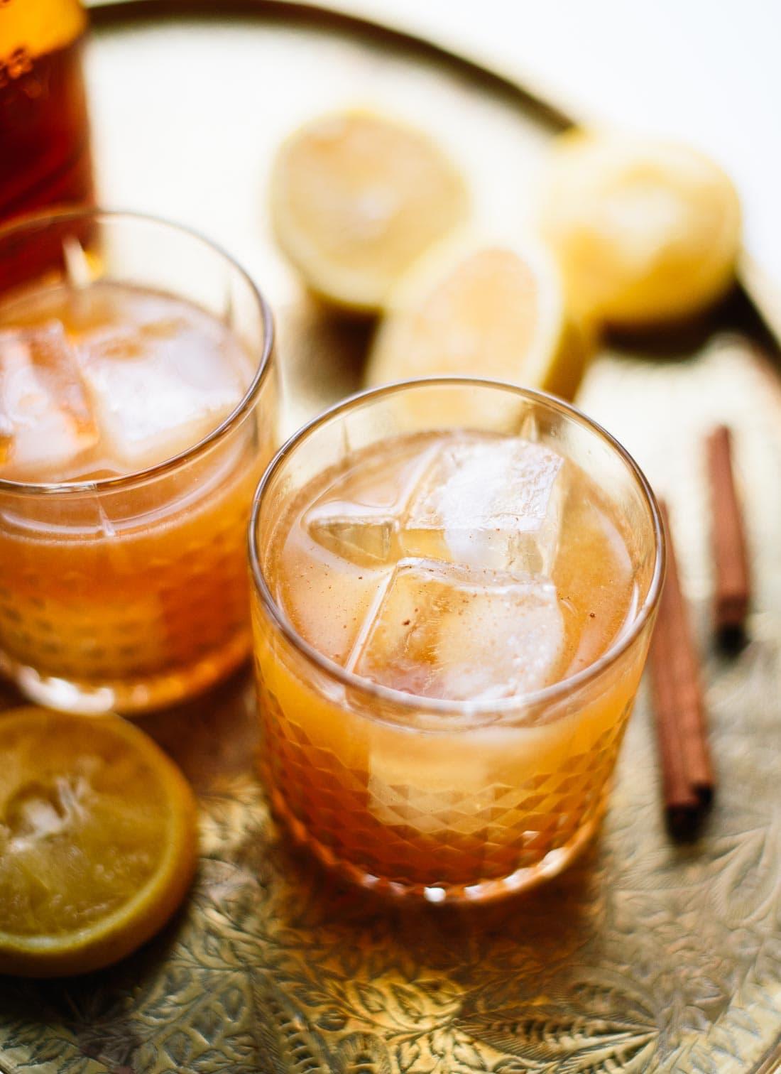 cinnamon cocktail