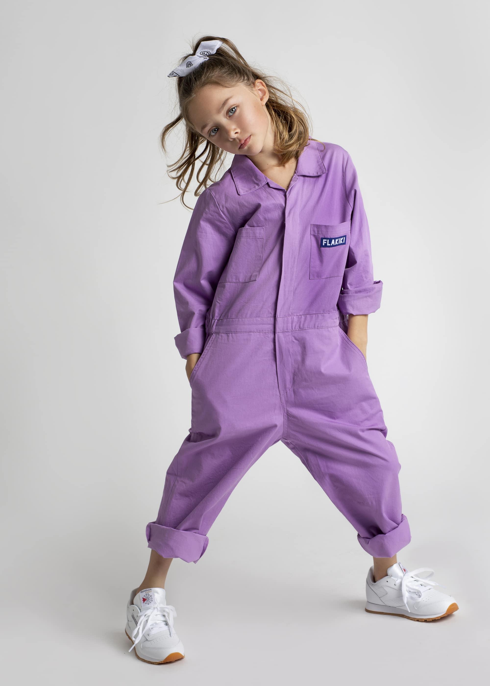 child model studio shot